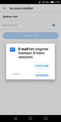 Huawei Y5 (2018) - E-mail - e-mail instellen (yahoo) - Stap 8