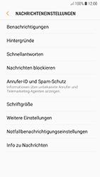 Samsung Galaxy A5 (2017) - SMS - Manuelle Konfiguration - 6 / 11