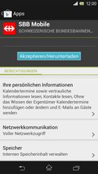 Sony Xperia Z - Apps - Installieren von Apps - Schritt 22
