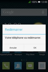 Alcatel Pixi 3 (3.5) - Téléphone mobile - Comment effectuer une réinitialisation logicielle - Étape 4