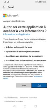 Huawei P Smart (2019) - E-mail - Configurer l