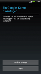 HTC One S - Apps - Einrichten des App Stores - Schritt 5