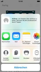 Apple iPhone SE - iOS 11 - Bildschirmfotos erstellen und sofort bearbeiten - 8 / 8