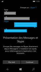 Microsoft Lumia 650 - Contact, Appels, SMS/MMS - Envoyer un MMS - Étape 4