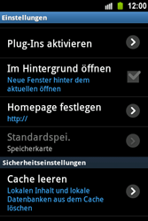 Samsung Galaxy Ace - Internet - Apn-Einstellungen - 21 / 24