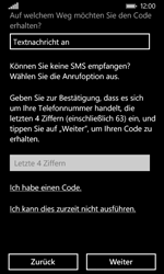 Nokia Lumia 635 - Apps - Einrichten des App Stores - Schritt 23