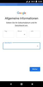 Sony Xperia L3 - Apps - Konto anlegen und einrichten - Schritt 10