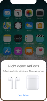 Apple iPhone X - iOS 11 - Airpods – Konfiguration - 0 / 0