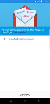 Samsung Galaxy S8 Plus - E-Mail - Konto einrichten (gmail) - 6 / 18