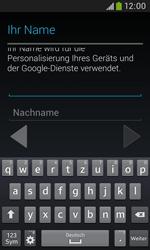 Samsung Galaxy Trend Plus - Apps - Konto anlegen und einrichten - 6 / 28