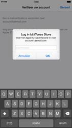 Apple iPhone 6 Plus (Model A1524) - Applicaties - Account aanmaken - Stap 26