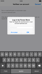 Apple iPhone 6 Plus (iOS 8) - apps - account instellen - stap 26