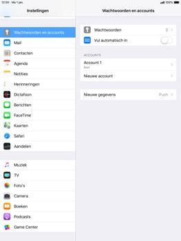 Apple ipad-air-ios-12 - E-mail - Account instellen (IMAP met SMTP-verificatie) - Stap 28