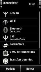 Nokia 500 - Internet - activer ou désactiver - Étape 5