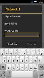 Alcatel OT-5036X Pop C5 - wifi - handmatig instellen - stap 7