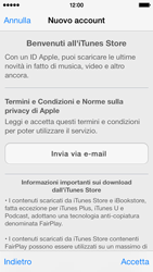 Apple iPhone 5s - Applicazioni - Configurazione del negozio applicazioni - Fase 11