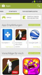 Samsung Galaxy S III LTE - Apps - Installieren von Apps - Schritt 4