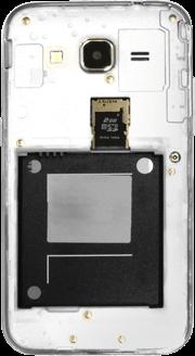 Samsung G360F Galaxy Core Prime - SIM-Karte - Einlegen - Schritt 5