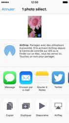 Apple iPhone SE - Photos, vidéos, musique - Prendre une photo - Étape 11