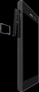 Sony E5603 Xperia M5 - SIM-Karte - Einlegen - Schritt 7