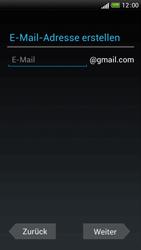 HTC One S - Apps - Einrichten des App Stores - Schritt 7