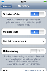 Apple iPhone 4 - Internet - handmatig instellen - Stap 5