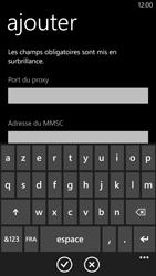 Nokia Lumia 1320 - MMS - Configuration manuelle - Étape 13