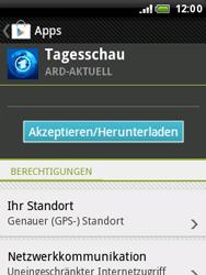 HTC Wildfire - Apps - Herunterladen - 3 / 3