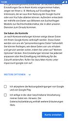 Nokia 8 - Android Pie - Apps - Einrichten des App Stores - Schritt 17
