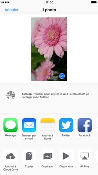 Apple iPhone 7 Plus - Photos, vidéos, musique - Prendre une photo - Étape 10