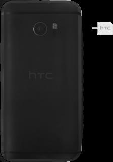 HTC 10 - SIM-Karte - Einlegen - 6 / 11
