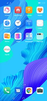 Huawei Nova 5T - E-Mail - 032b. Email wizard - Yahoo - Schritt 3
