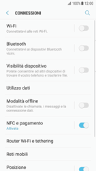 Samsung Galaxy S7 Edge - Android N - Internet e roaming dati - Disattivazione del roaming dati - Fase 5