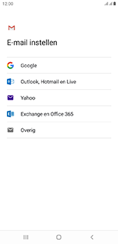 Samsung Galaxy J6 Plus - E-mail - e-mail instellen (gmail) - Stap 8
