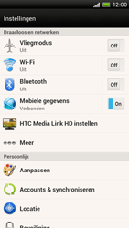 HTC S728e One X Plus - Internet - handmatig instellen - Stap 5