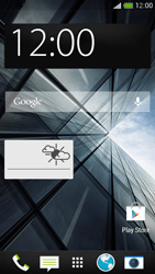HTC One Mini - Getting started - Installing widgets and applications on your start screen - Step 7