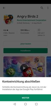 Huawei P20 Pro - Android Pie - Apps - Installieren von Apps - Schritt 17