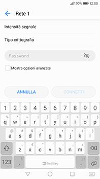 Huawei P10 Plus - WiFi - Configurazione WiFi - Fase 6