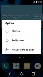 LG K4 - Premiers pas - Configurer l