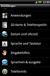 HTC A510e Wildfire S - Software - Update - Schritt 4