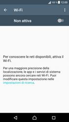 Sony Xperia XA - WiFi - Configurazione WiFi - Fase 5
