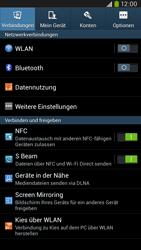 Samsung I9205 Galaxy Mega 6-3 LTE - WLAN - Manuelle Konfiguration - Schritt 4