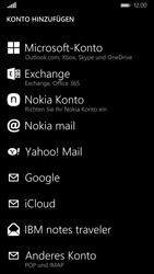 Nokia Lumia 930 - E-Mail - Manuelle Konfiguration - Schritt 6