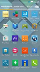 Alcatel One Touch Idol Mini - Apps - Nach App-Updates suchen - Schritt 3
