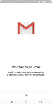Nokia 5.1 - E-mail - Configuration manuelle - Étape 5