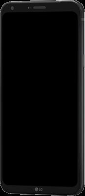 LG Q6 - SIM-Karte - Einlegen - 7 / 8