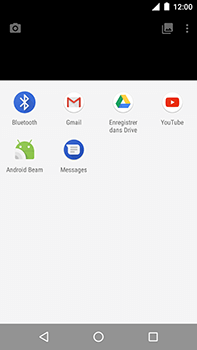 Motorola Moto E4 Plus - Photos, vidéos, musique - Créer une vidéo - Étape 17