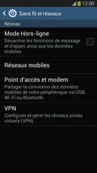 Samsung SM-G3815 Galaxy Express 2 - Internet et roaming de données - Désactivation du roaming de données - Étape 5