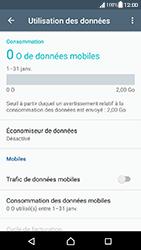 Sony Xperia XA (F3111) - Android Nougat - Internet - Désactiver les données mobiles - Étape 7