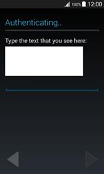 Samsung J100H Galaxy J1 - Applications - Create an account - Step 15